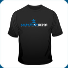 $14 MarathonDepot Tech Shirt